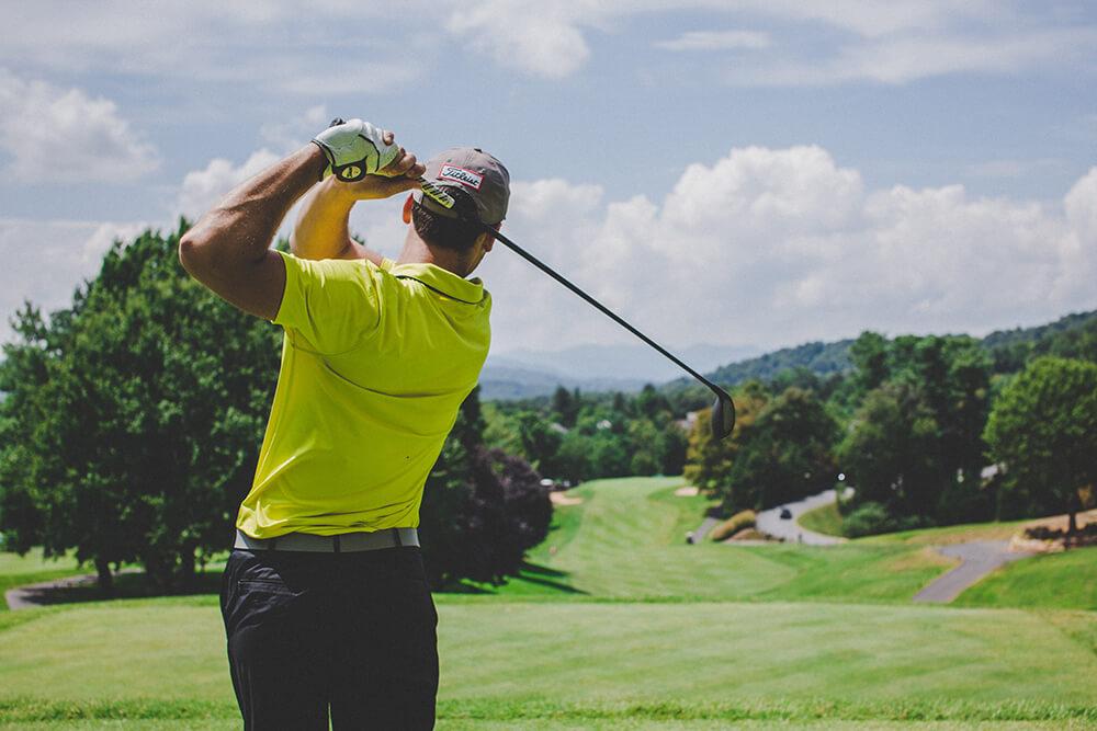 Lesiones comunes en el golf