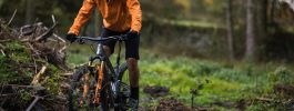 Mountain bike y lesiones